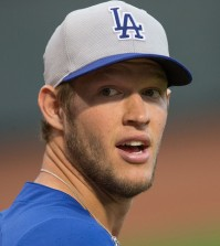 Clayton Kershaw by Keith Allison