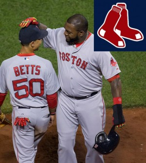 2015 Boston Red Sox Team Preview - Mookie Betts/David Ortiz