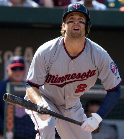 Brian Dozier enters the realm of Fantasy Busts