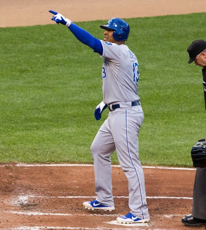 His extreme platoon splits make Salvador Perez an excellent pick today in Daily Fantasy Baseball.