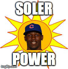Soler Power, 2015 Fantasy Baseball Experts Mock Draft