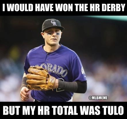 2015 Colorado Rockies Team Preview - Tulowitzki meme