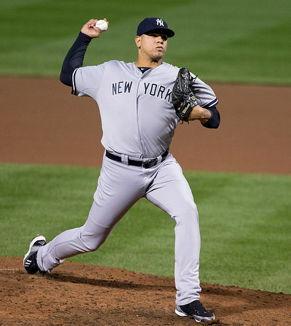 Dellin Betances, Keith Allison, Fantasy Baseball Lineup