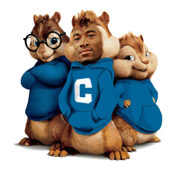 Calvin and the Chipmunks - Fantasy Football Team Names