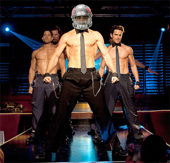Magic Mike XXL - Fantasy Football Team Names
